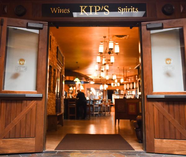 Kip's Entrance