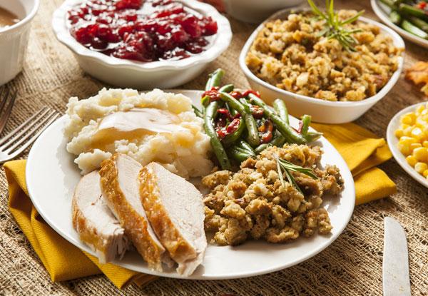 Thanksgiving at Kip's